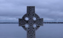 Old Celtic Cross Stock Images....