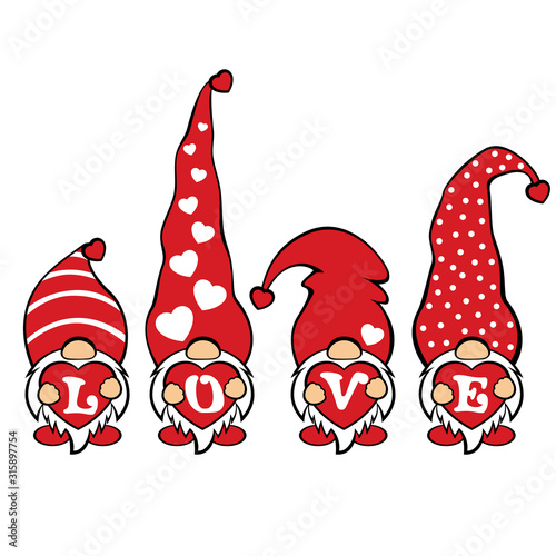 Gnomes #315897754