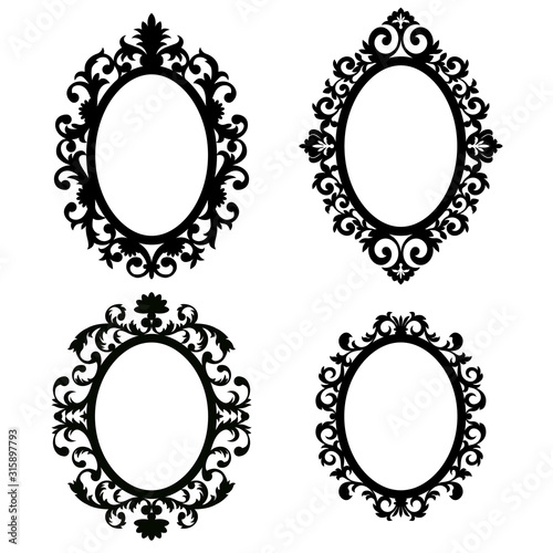 Mirror frames #315897793