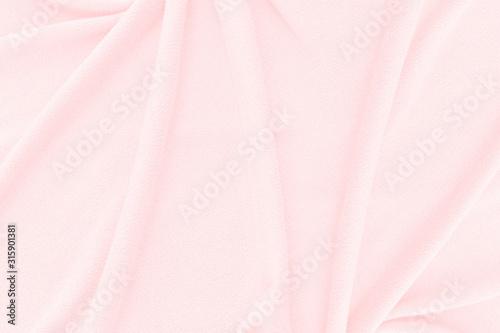 Vászonkép Smooth elegant pink silk texture can use for background.