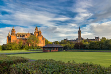 Kelvingrove Museum And The Uni...