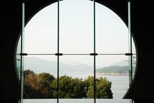 Beautiful Lake View Through Th...