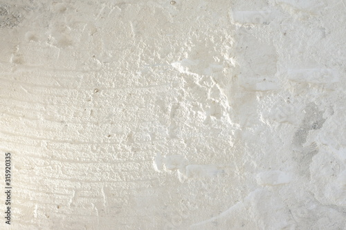 Photo Old limestone texture close-up