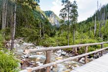 The High Tatras Mountains (Vys...
