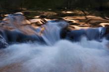 Landscape Of The Merced River ...