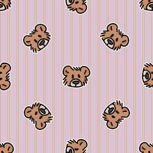 Cute Stuffed Simple Teddy Bear...