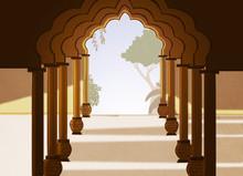 Indian Palace Hall