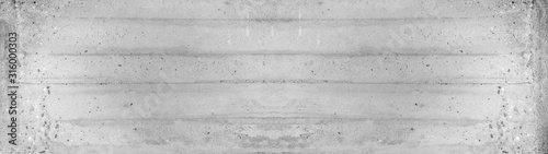 Foto grey stone concrete texture background banner panorama long