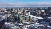Canadian Parliament Buildings ...