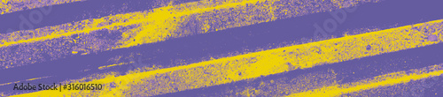 Photo abstract violet, purple and yellow colors background for design