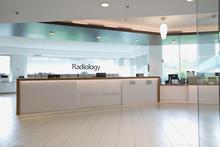 Reception Area Of Radiology Center