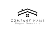 Logo Roof Top Home