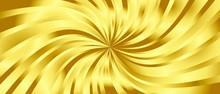 Golden Swirling Radial Vortex ...