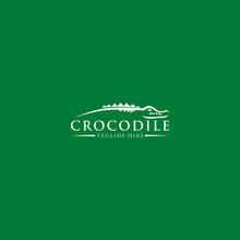 Crocodile Logo Vector Download Template