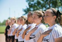 Middle School Girl Softball Te...