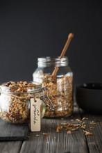 Organic Homemade Granola Cerea...