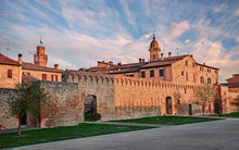 Buonconvento, Siena, Tuscany, ...