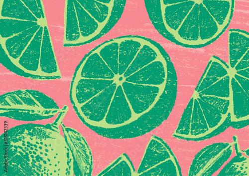 Limes Pattern