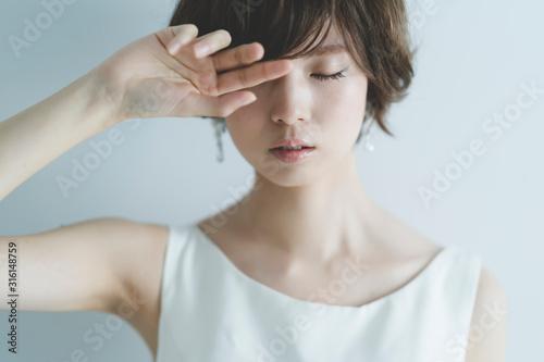 Fotomural 花嫁