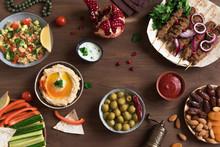 Middle Eastern Arabic Dinner