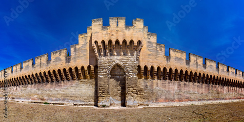 Famous Medieval City Walls Of Avignon Provence Southern France Buy This Stock Photo And Explore Similar Images At Adobe Stock Adobe Stock