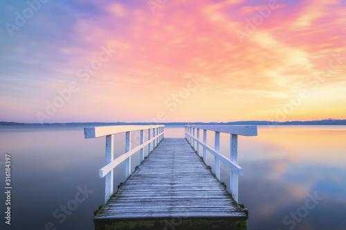 Fotomural  Sonnenaufgang
