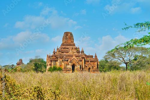 Photo Ancient temple, Bagan, Myanmar