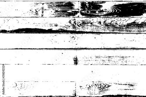 Fototapeta Wooden Overlay Texture obraz