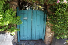 Entrance Doors To The Premises...