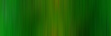 Abstract Horizontal Header Background With Stripes And Green, Very Dark Green And Dark Olive Green Colors