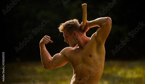 Valokuva His body is perfect