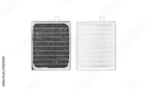 Fotomural High efficiency air filter for HVAC system