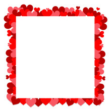 Valentine Theme With Little Re...