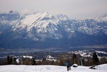 Le Montagne Di Belluno,Italia