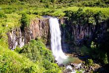 The Sterkspruit Waterfall Near...
