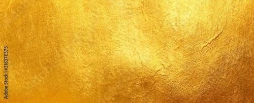 Fototapeta gold metallic texture wallpaper background obraz