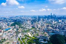 Overlooking City Of Guangzhou ...