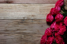 Festive Bouquet Of Red Roses O...