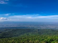 Viewpoint At Phu Hin Rong Kla In Phitsanulok