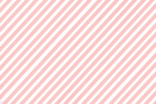 Vector Of Multi-colored Diagonal Lines Of Coral And White.