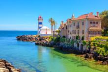 Lighthouse And Forte De Santa ...