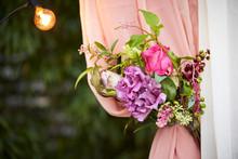Flower Arrangement, Colorful V...