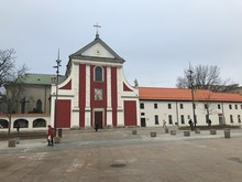 Old Church In Lublin