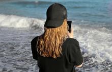 Gril Sea Travel Traveler
