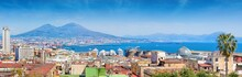 Panoramic View Of Naples, Ital...