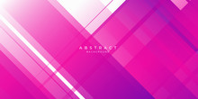 Modern Pink Purple Abstract Ba...