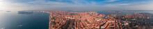 Big Aerial Panorama Of The His...