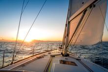 Chasing The Sun At Sailing Yac...