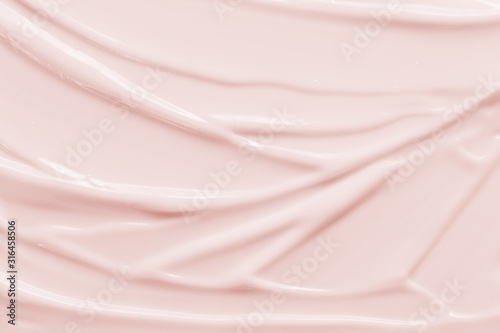 Fototapeta Beauty cream texture background