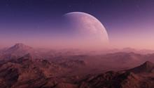 3d Rendered Space Art: Alien P...
